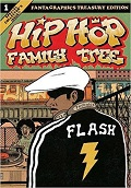 "Notice de la BD ""Hip hop family tree volume 1"" dans le catalogue de la MDJ"