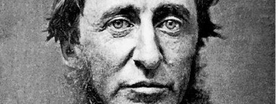 Portrait d'Henry David Thoreau